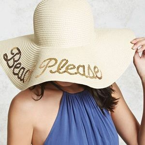 Accessories - Floppy Beach Hat